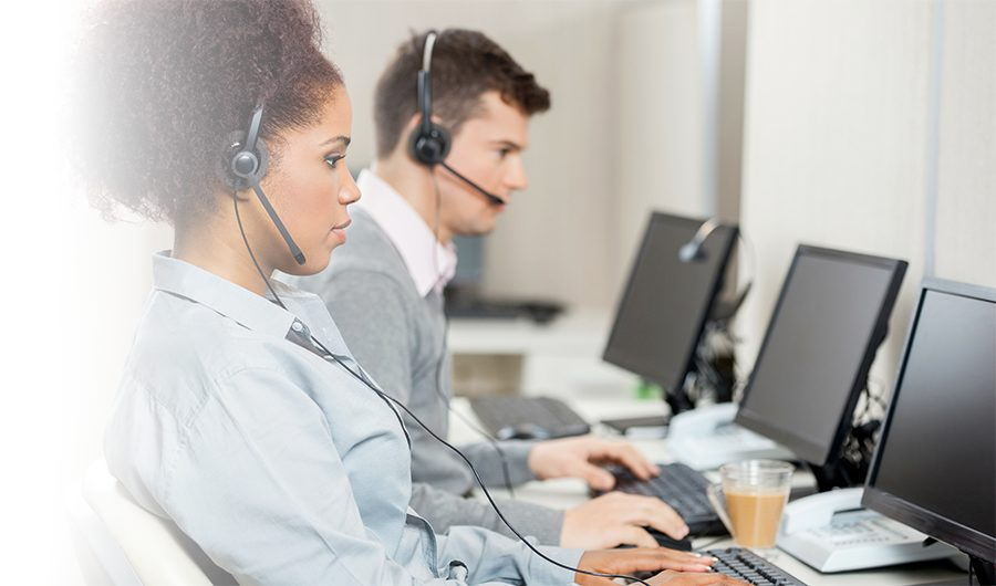 contract inbound support agents