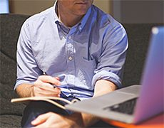 contract information technology employee writing