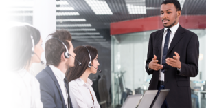 customer support training staffing solutions